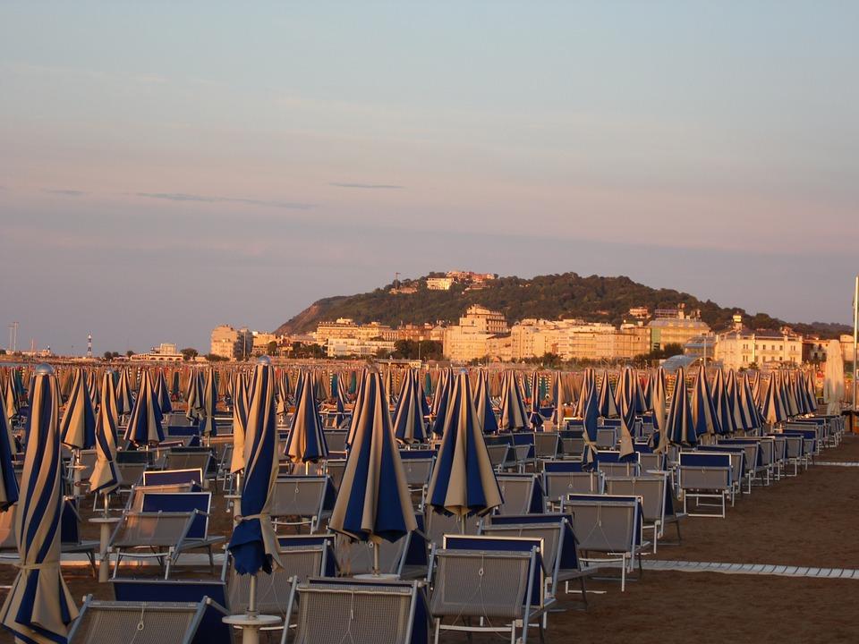 Beach, Italy, Catholica