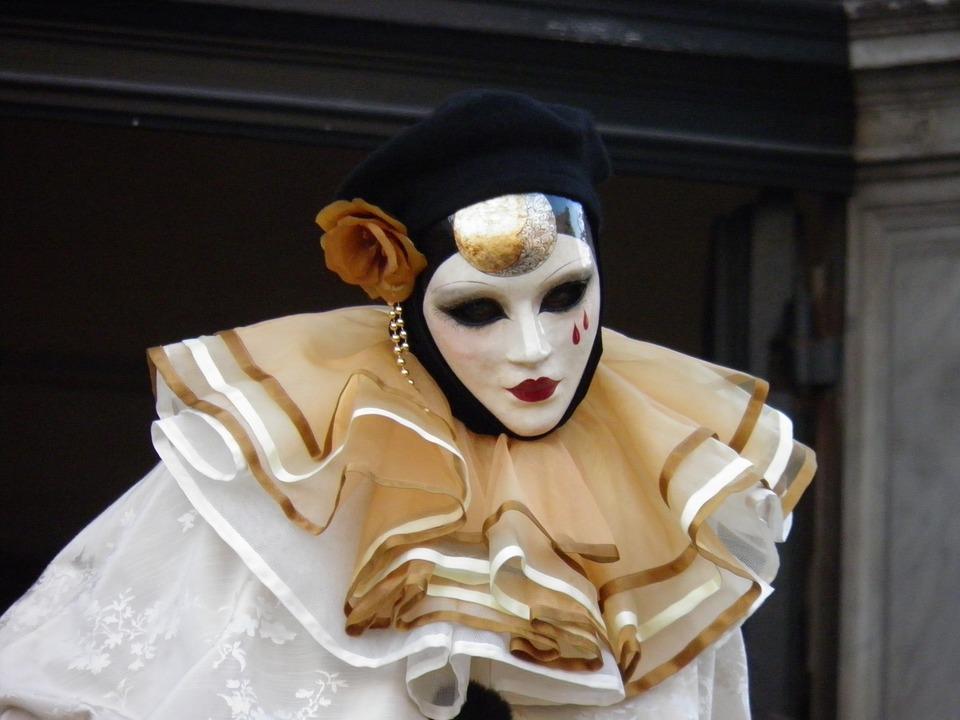 Venice, Italy, Mask, Carnival, Masks Of Venice