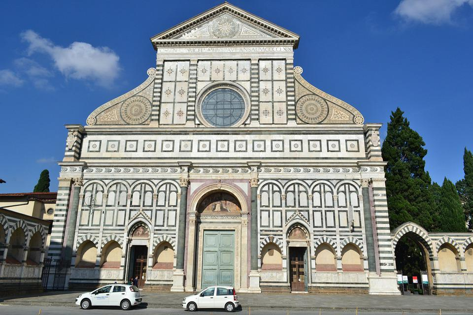 Florence, Italy, Church, Architecture