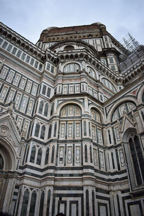 Florence, Dome, Italy, Church