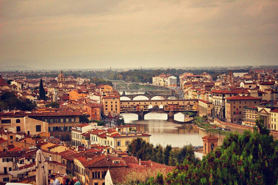 free photo italy cityscape landscape florence firenze europe max pixel