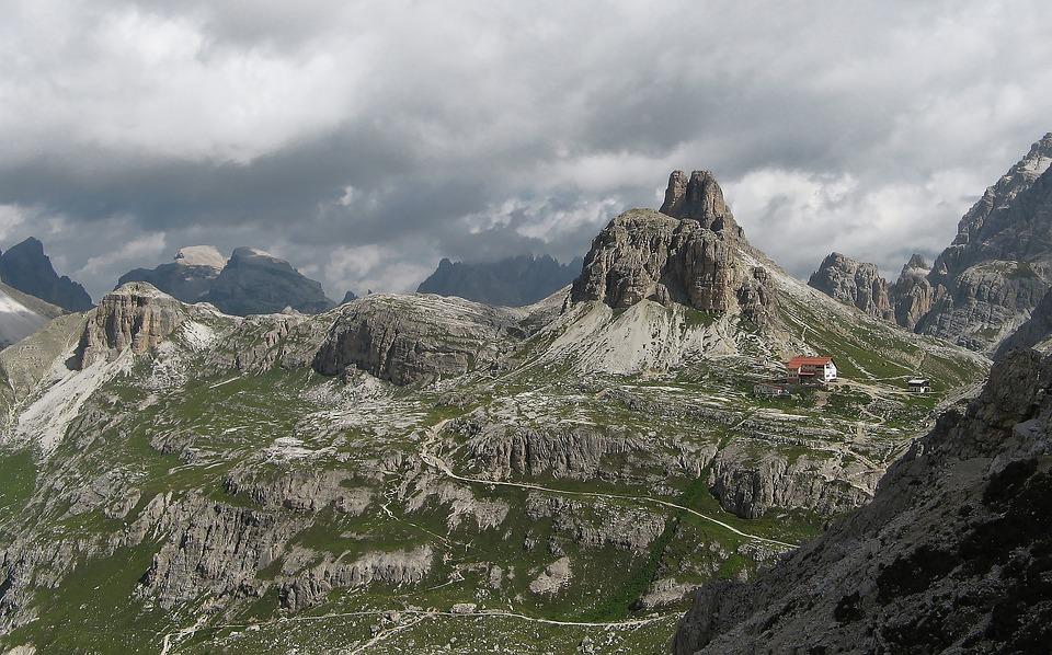 Dolomites, Dolomiti, Mountains, Landscape, Italy