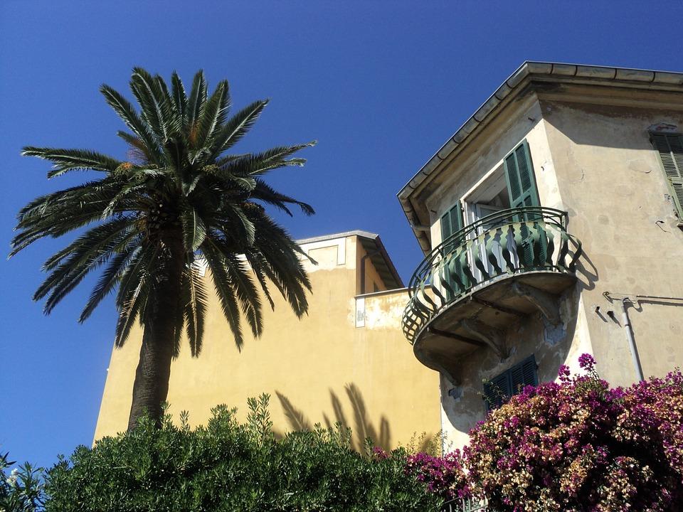 Ventimiglia, Italy, Italy France, Riviera