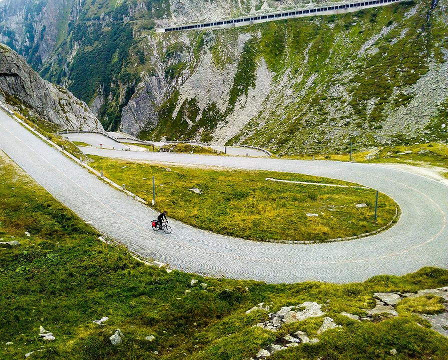Free photo Italy Hill Pass Old Ride Alps Mountain Biker - Max Pixel