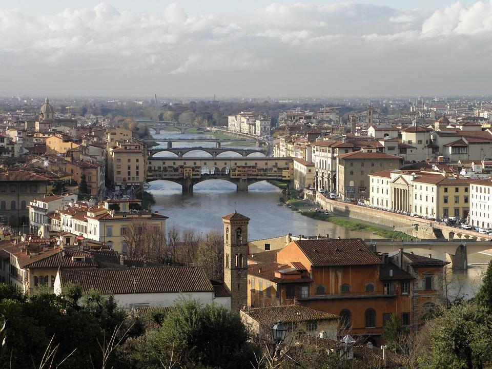 Florence, Italy, Italian