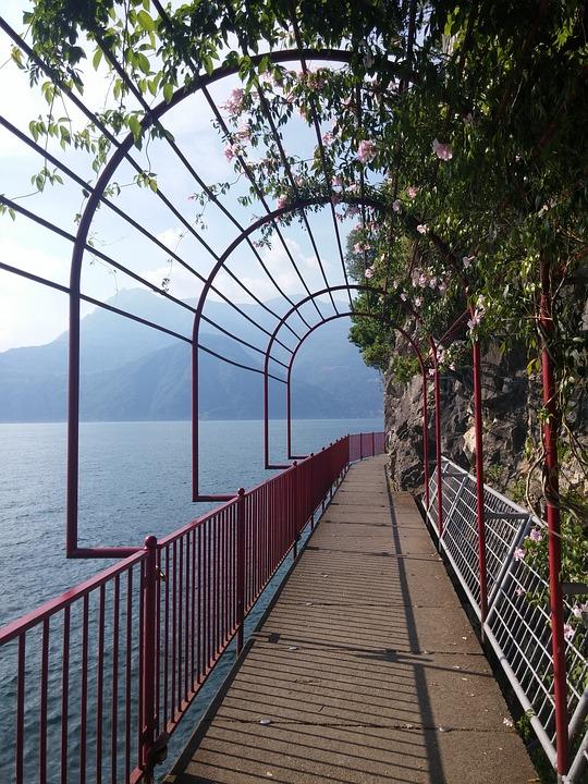 Lake, Como, Italy