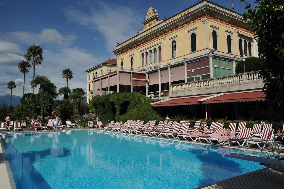 Hotel, Italy, Lake Como