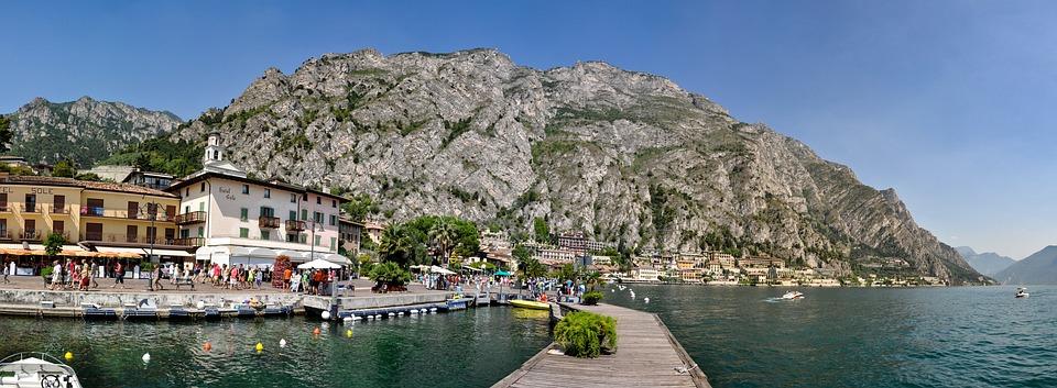 Italy, Garda, Lake, Mountains, Holiday, Landscape