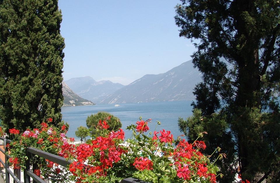 Italy, Garda, Landscape, Lake, Water, Holiday, Nature