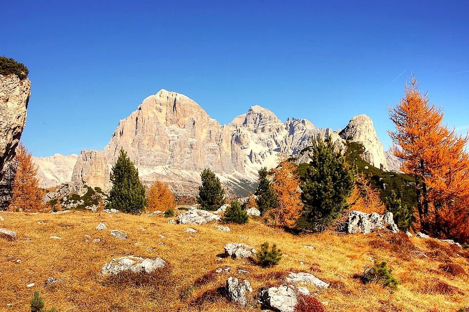 Dolomites, Mountains, Italy, Landscape, Nature