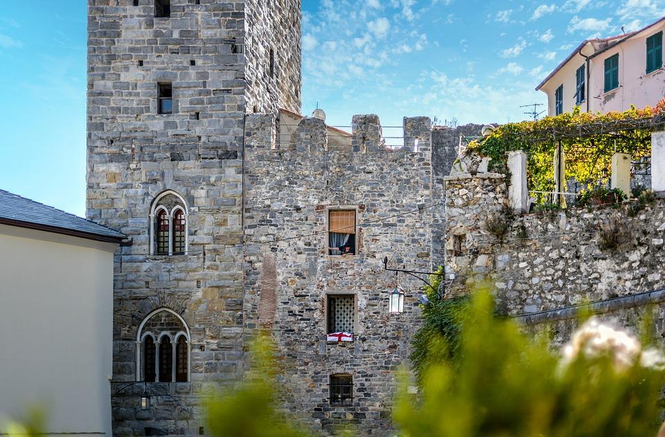Italian, Italy, Window, Architecture, Gothic, Old