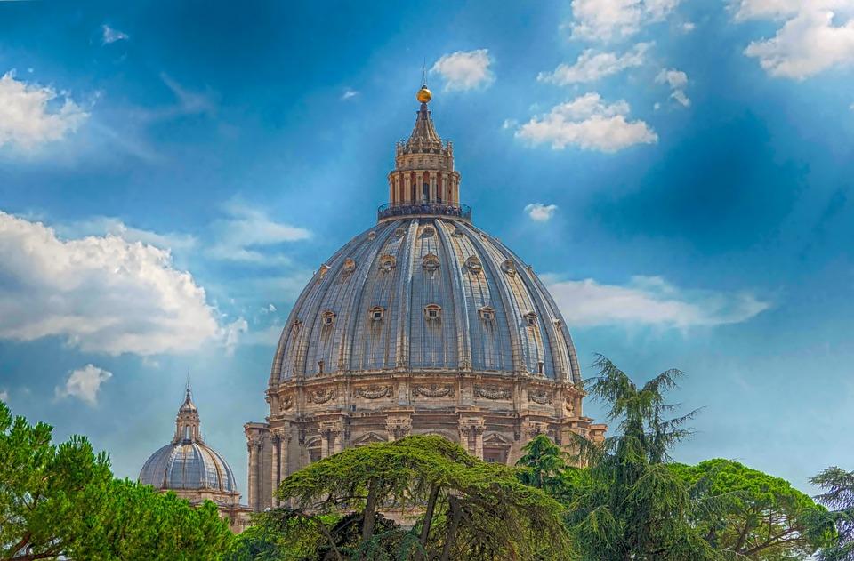 Saint Peter's Basilica, Rome, Italy, Vatican City