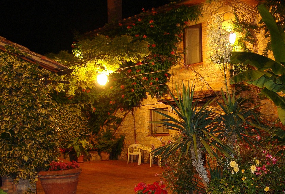 Italy, Country House, Stone House, Summer House