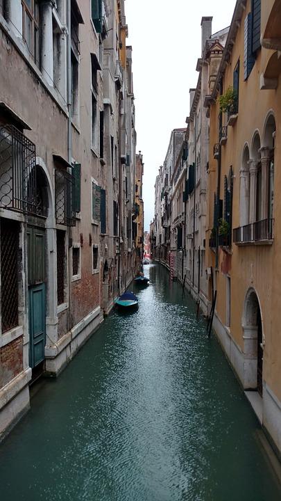 Venice, Italy, Canal, Italian, Tourism, Venetian, City