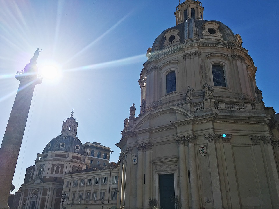 Rome, Italy, Italia, Architecture, Travel, Monuments