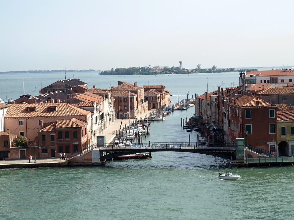Venice, Italy, Architecture, City, Water, Canal, Travel