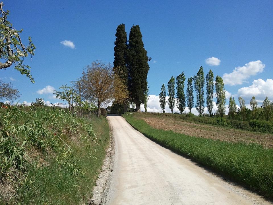 Tuscany, Tuscan Landscape, Italy