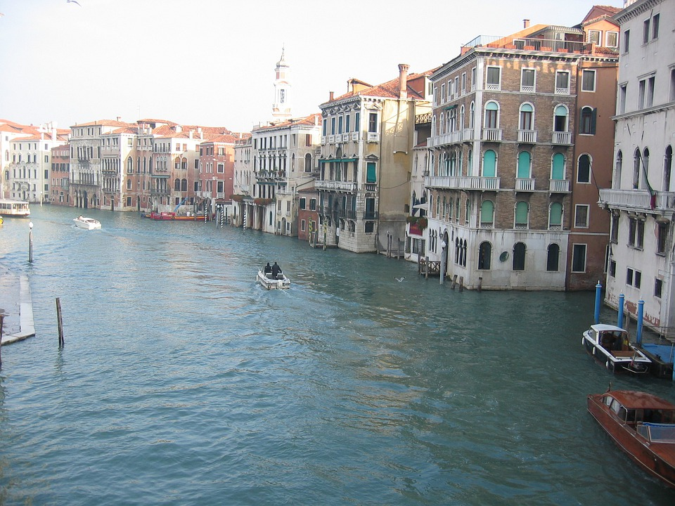 Bowever, Water, Venice, Italy, Lagoon