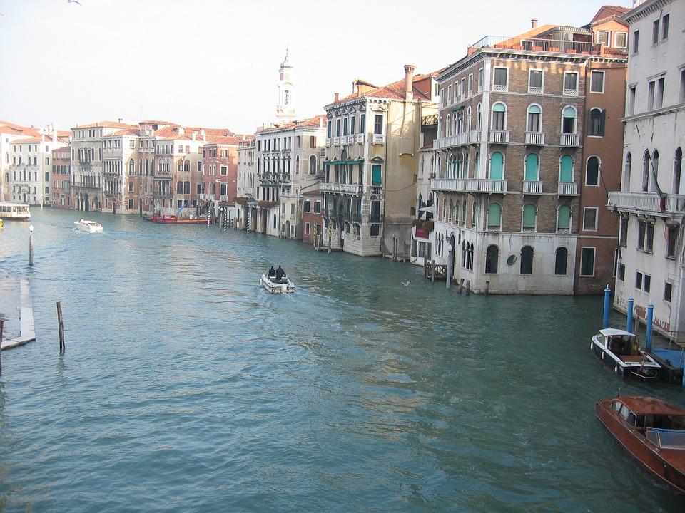 Bowever, Water, Venice, Italy, Lagoon