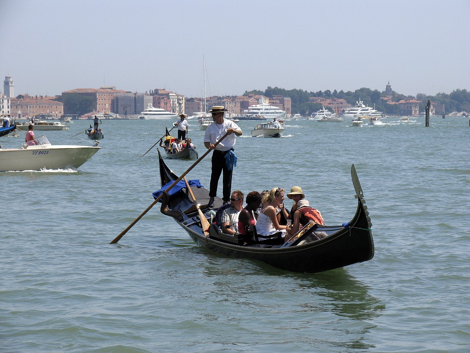 Venice, Italy, Lagoon