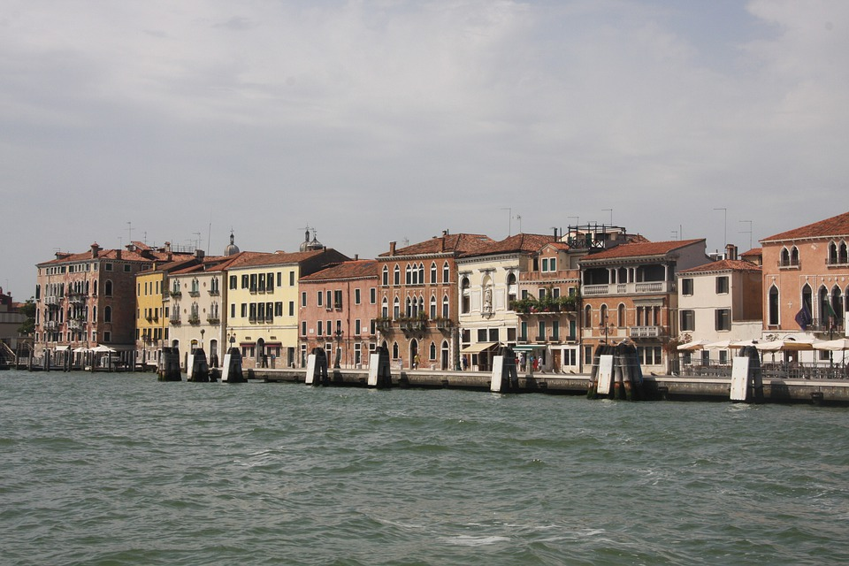 Italy, Old Town, Venice
