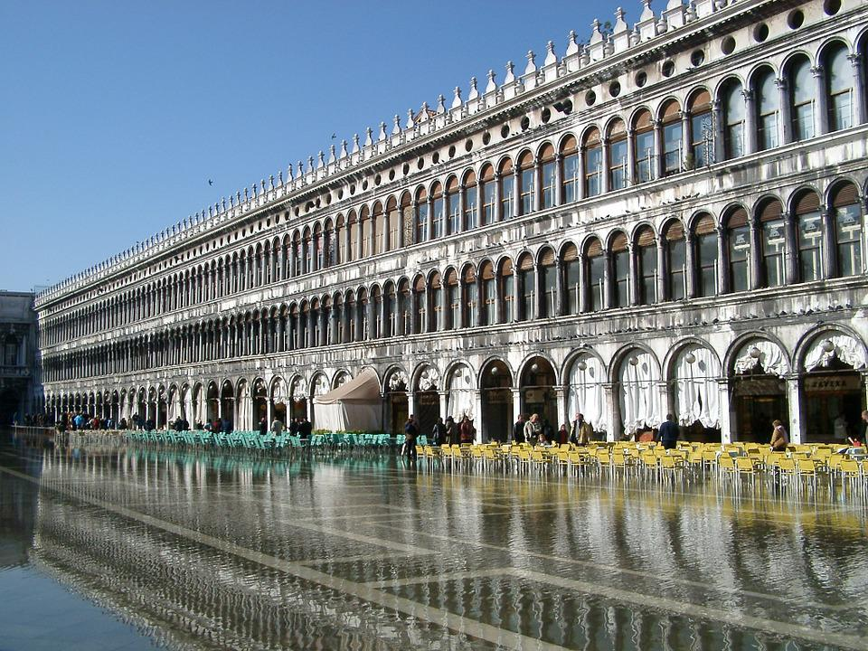 Venice, Piazza San Marco, Italy