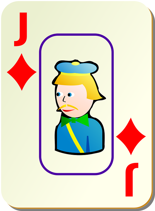Diamonds, Jack, Card, Recreation, Games, Cards