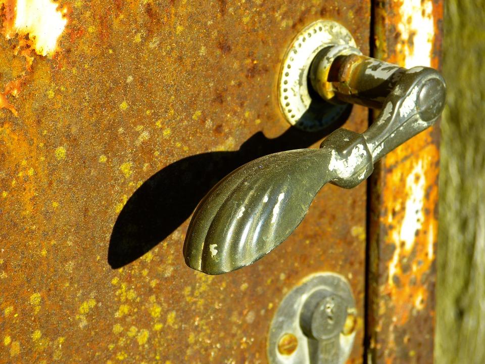 Door Handle, Door Knob, Handle, Open, Jack, Door, Input