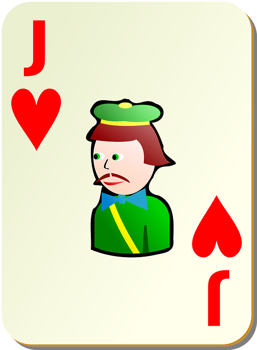 Games, Card, Hearts, Jack, Poker, Game, Recreation