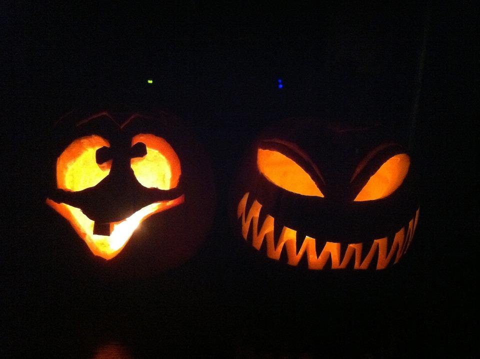 Halloween, Jack-o-lantern, Holiday, Pumpkin, Autumn