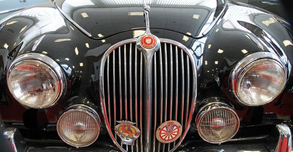 Oldtimer, Jaguar, Classic, Automotive, Vehicles