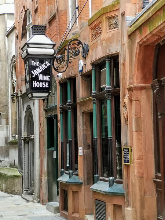Bar, Inn, Tavern, Pub, Public House, London, Jamaica