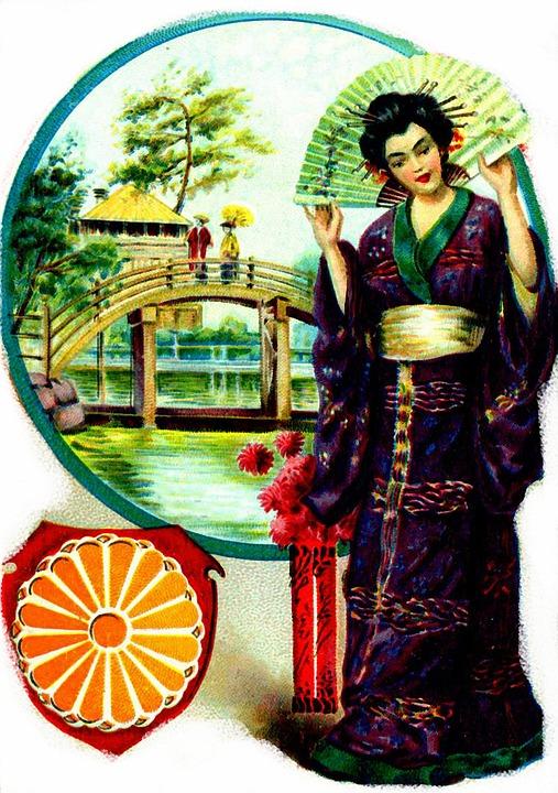 Japan, Japanese, Girl, Woman, Elegant, Sets, Fashion