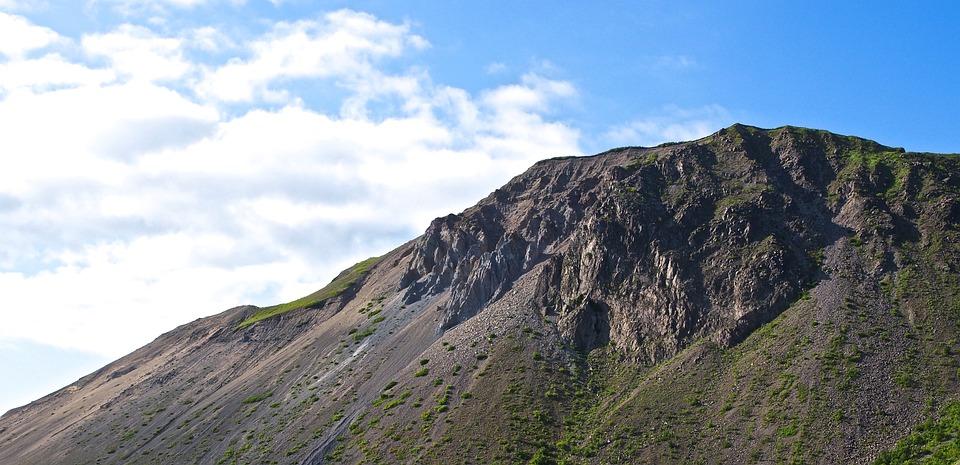 Mountain, Japan, Hokkaido