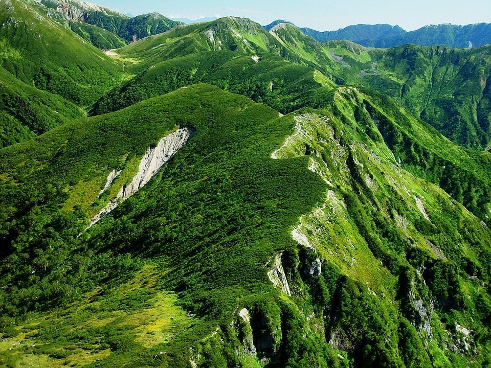 Japan, Landscape, Mountains, Nature, Outside, Scenic