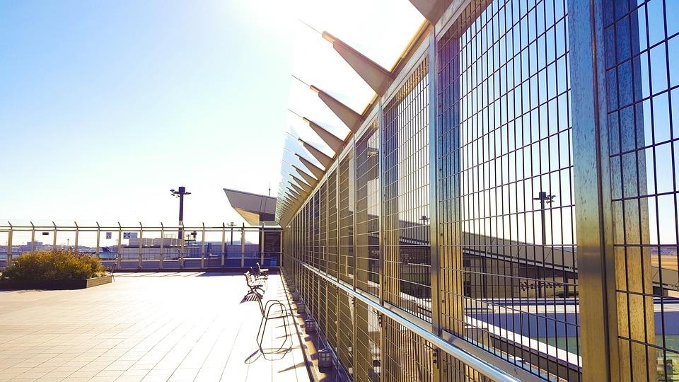 Airport, Japan, Sun, Tokyo