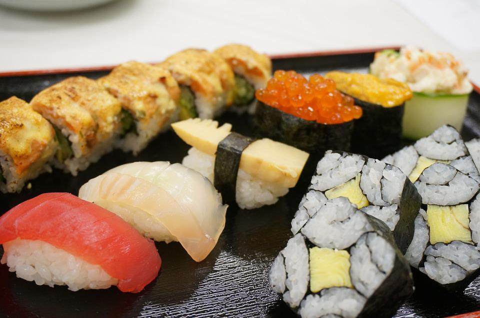 Sushi, Japan, Cuisine