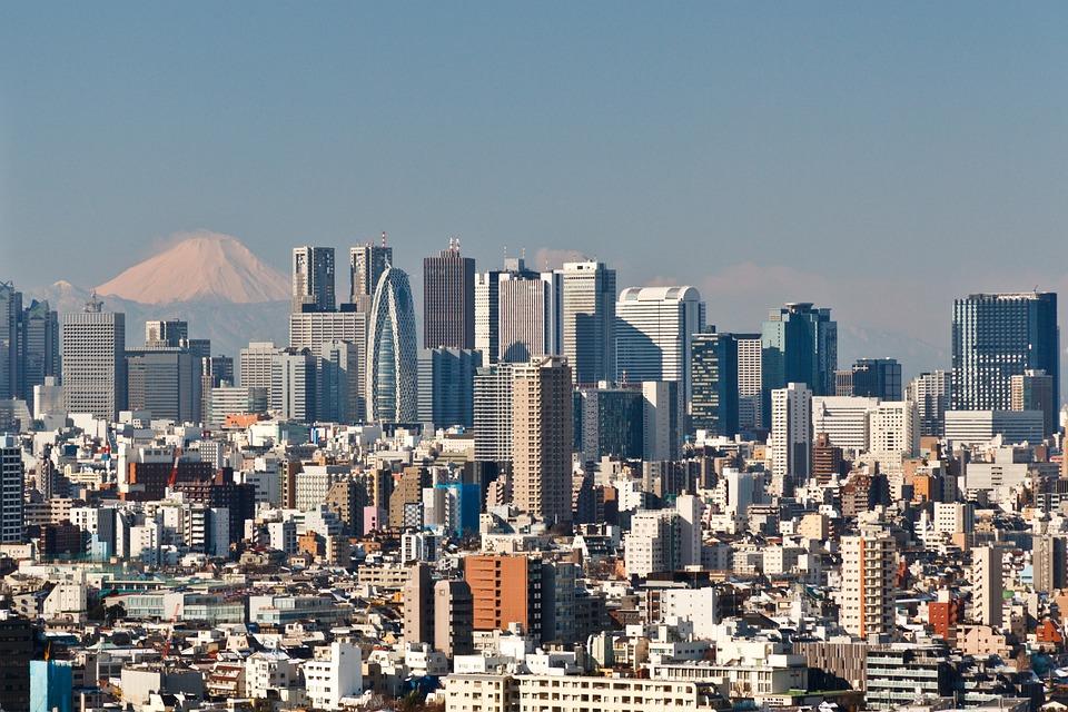 Tokyo, Fuji, Japan, Fujiyama, Volcanoes, Mountain