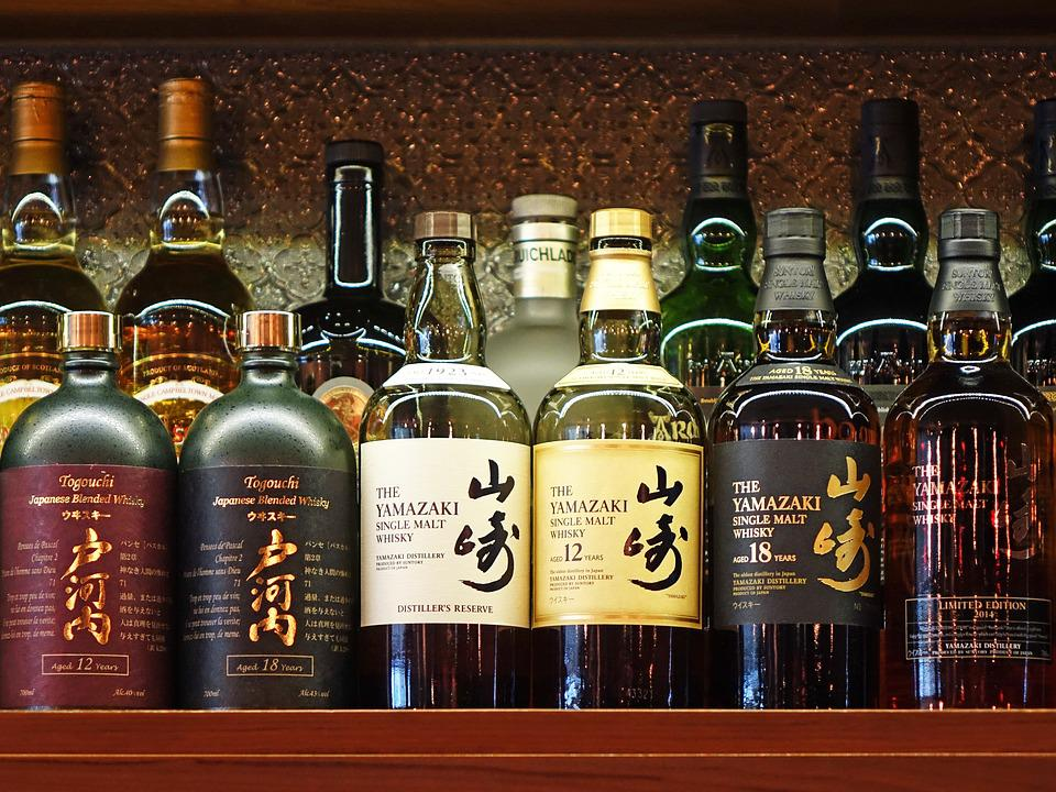 Liquor Conversion Chart: Free photo Japanese Blended Togouchi Liquor Yamazaki Bar - Max Pixel,Chart