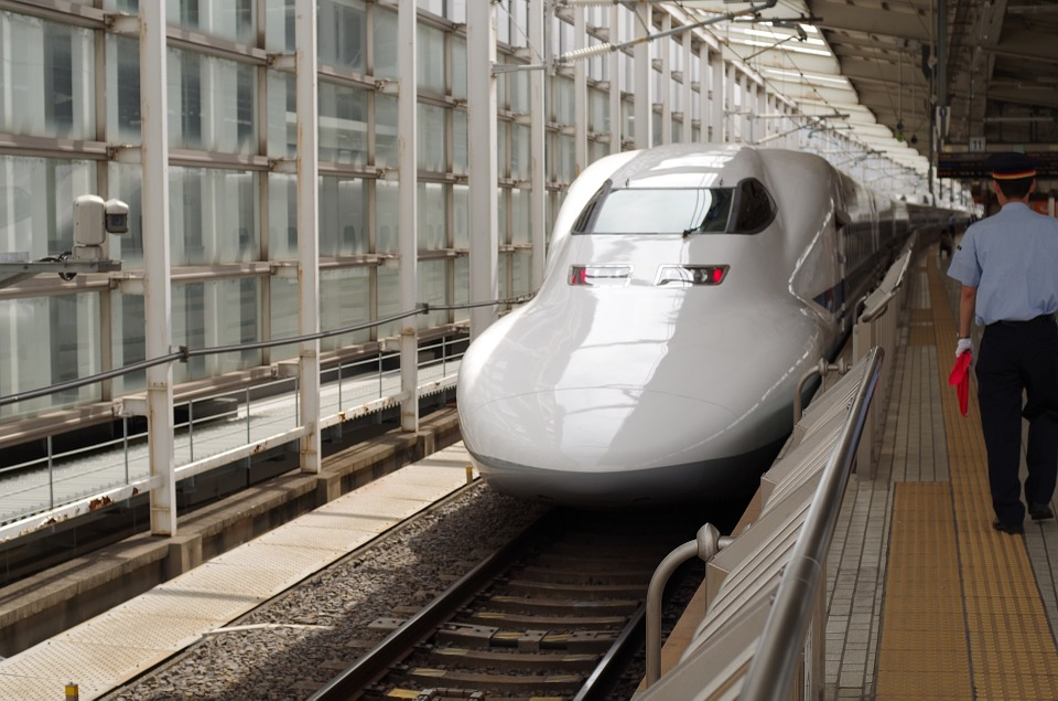 Japanese, Nozomi, Kaguran, Bullet Train, East Sea