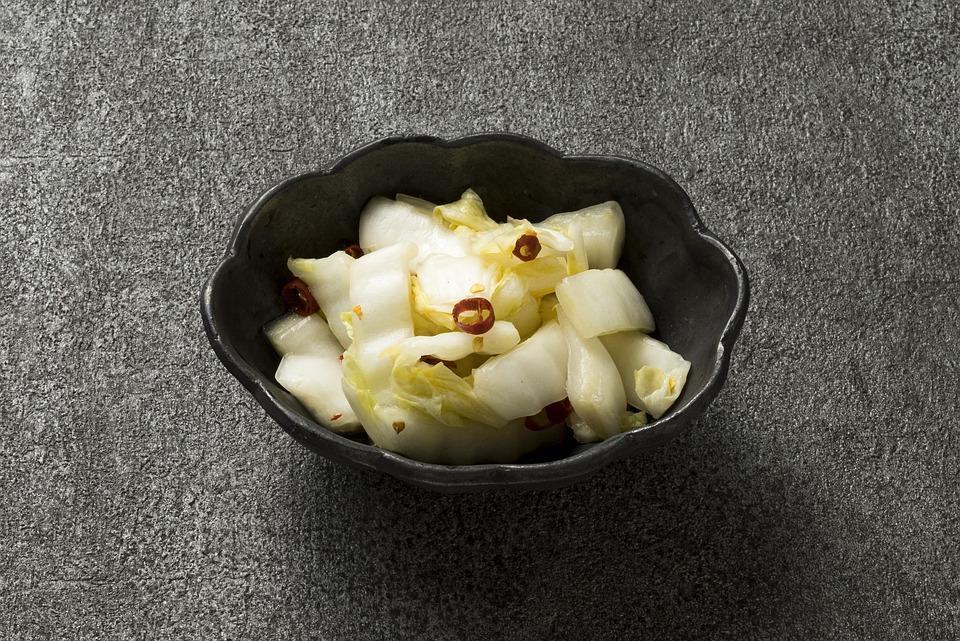 Japanese Food, Pickles, Vegetables, Food