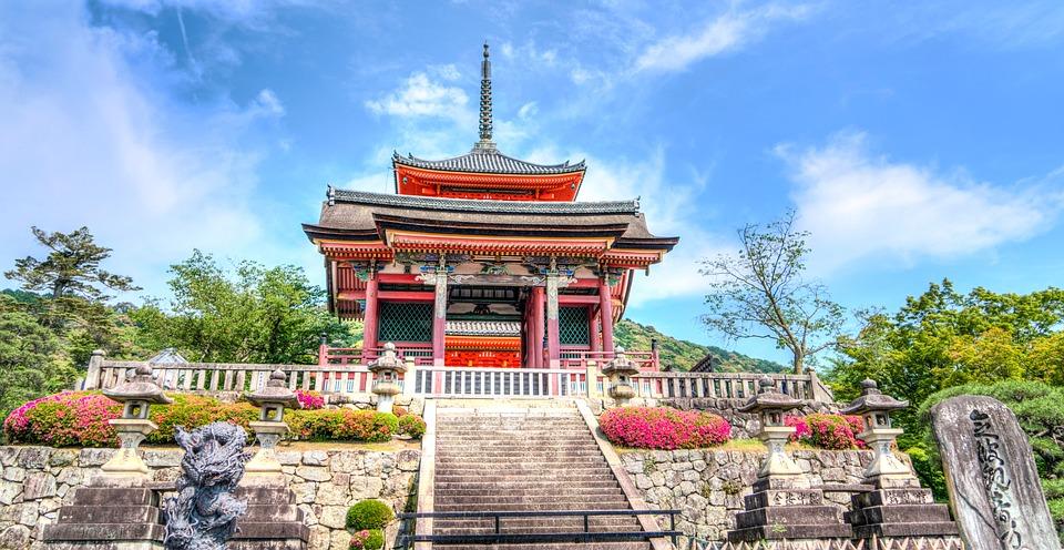 Sensō-ji, Kyoto, Japan, Temple, Japanese, Landmark