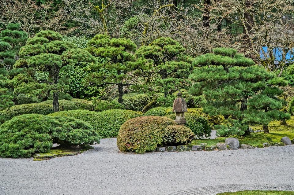 Free photo Japanese Park Asian Garden Fall Stones Meditation - Max Pixel