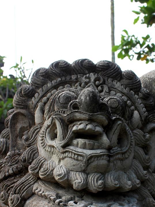 Patung, Hindu, Statue, Art, Artistic, Java, Religion