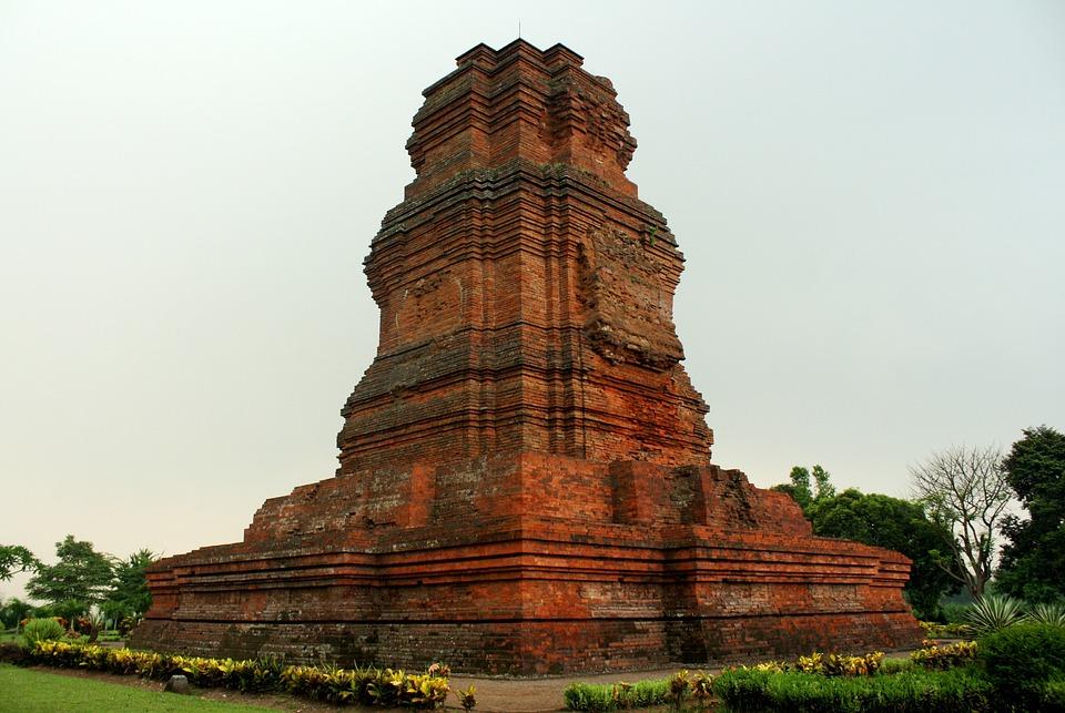 Candi Berahu, Mojokerto, Jawa Timur, Java, Indonesian