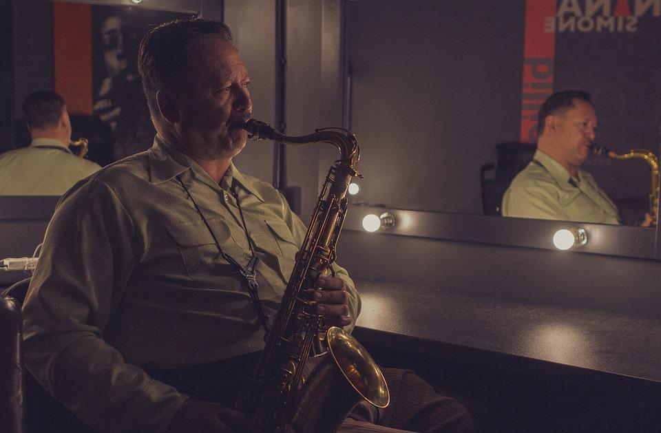 Saxophone, Musician, Jazz, Music, Saxophonist, Concert