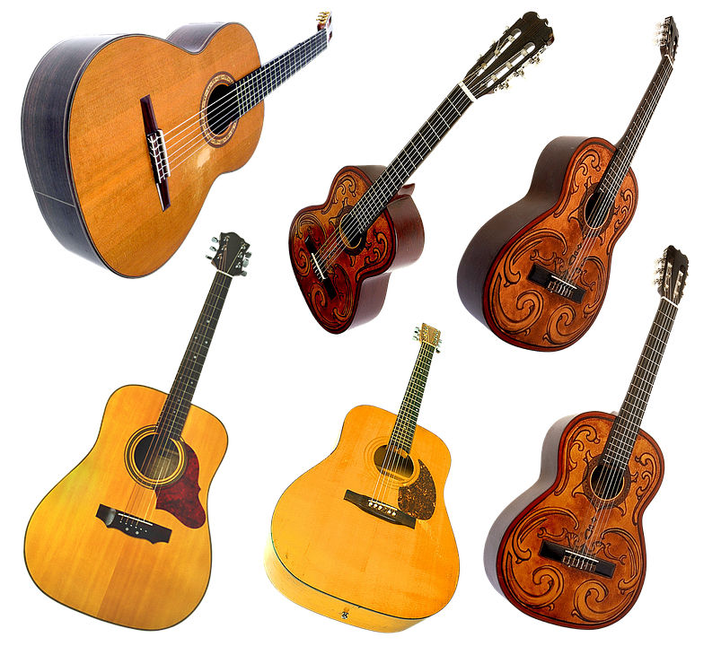 Guitar, Strings, Acoustics, Music, Tool, Jazz, Sound