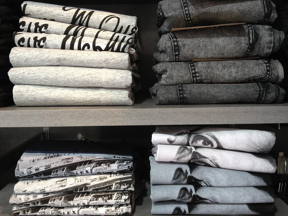 Jean Stack, Garment, Store