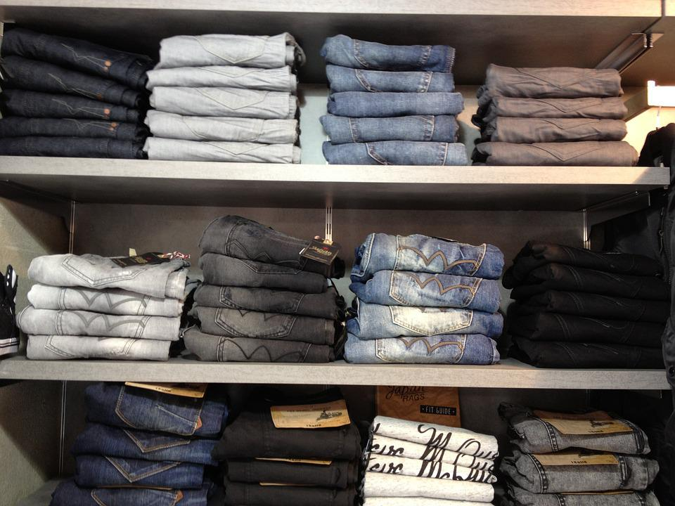 Jean Stack, Sale, Store