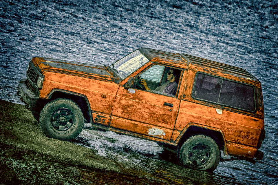 All Terrain Vehicle, Jeep, Auto, All Wheel Drive